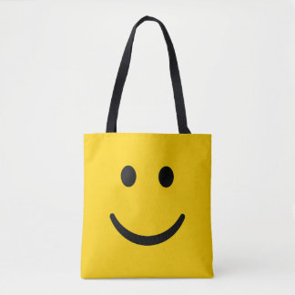 Smiley Tote
