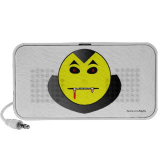Smiley Vampire Travelling Speaker