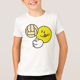 Smiley Volleyball T-Shirt