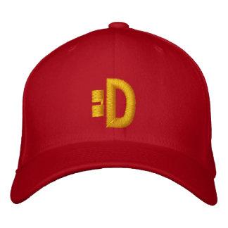 SmileyCap Baseball Cap