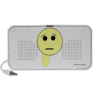 Smiley's Accident Mini Speakers