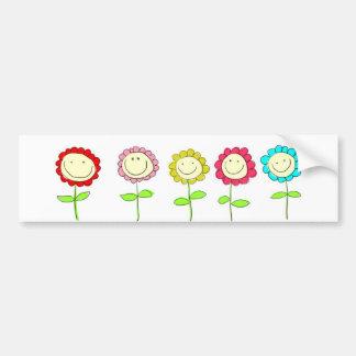 Smiley's Bumper Sticker