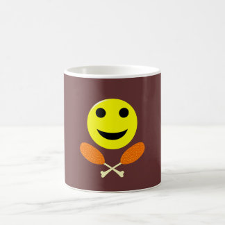 Smilie chicken thighs chicken drumsticks coffee mugs