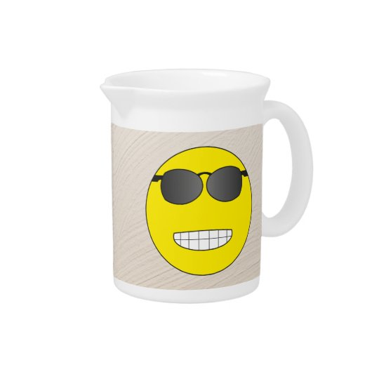 Smilie Have A nice day Pitcher