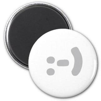 smilie fridge magnets