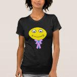 Smilie Schleife smiley bow Hemden