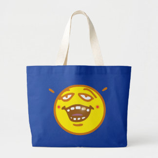 Smilie smiley gold tooth gold tooth bag