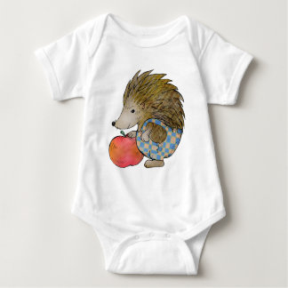 Smilin' Hedgehog Baby Bodysuit