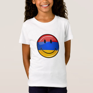 Smiling Armenian Flag T-Shirt
