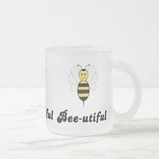 Smiling Bumble Bee Bee-utiful Mug