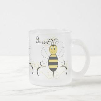 Smiling Bumble Bee Queen Bee Mug