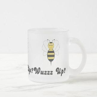 Smiling Bumble Bee Wuzz Up? Mug