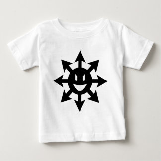 smiling chaos star infant T-Shirt
