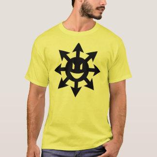 Smiling chaos star T-Shirt