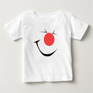Smiling clown baby T-Shirt
