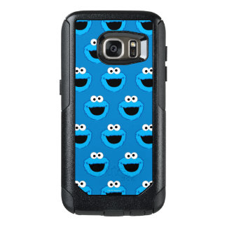 Smiling Cookie Monster Pattern OtterBox Samsung Galaxy S7 Case