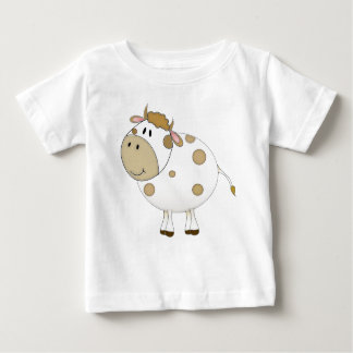 Smiling Cow Baby T-Shirt