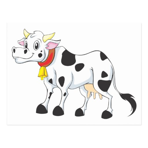 Smiling Cow Post Cards