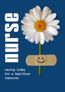 National nurses day cards invitations zazzle nurses day greeting cards m4hsunfo