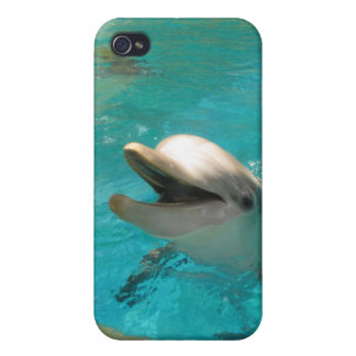 Smiling Dolphin iPhone 4/4S Case