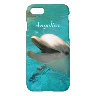 Smiling Dolphin iPhone 7 Case
