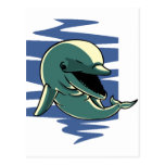 Smiling Dolphin Postcards