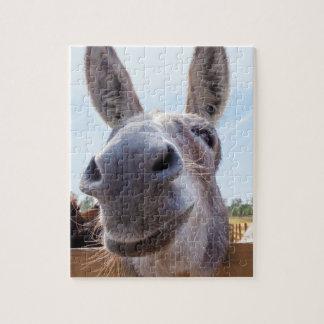 Smiling Donkey Puzzle