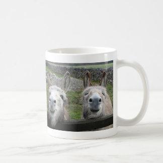 Smiling Donkeys! Coffee Mug