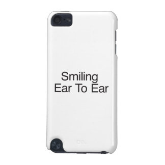 Smiling Ear To Ear iPod Touch (5th Generation) Cover