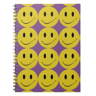 Smiling emoji emoticon Smile face Notebook Journal