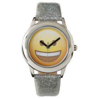 Smiling Emoji Watch