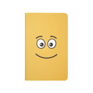 Smiling Face with Open Eyes Journal