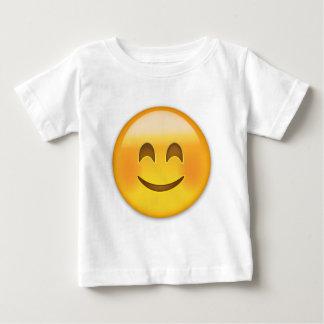 Smiling Face With Smiling Eyes Emoji Tee Shirts