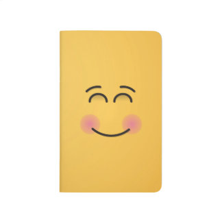 Smiling Face with Smiling Eyes Journal