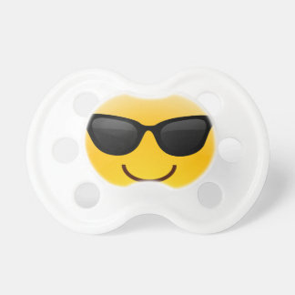 Smiling Face With Sunglasses Cool Emoji Dummy