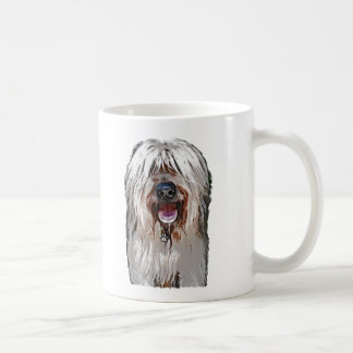 Smiling Fawn Briard Coffee Mug