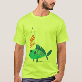 Smiling Fish - Free Piercing T-Shirt