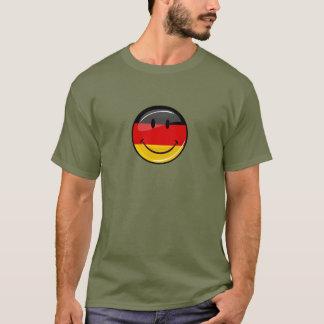 Smiling German Flag T-Shirt