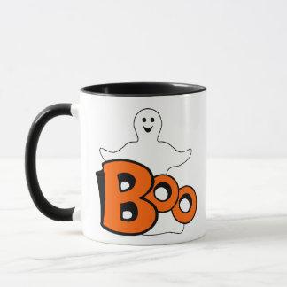 Smiling Ghost Boo Mug