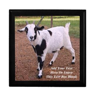 Smiling Goat Gift Box