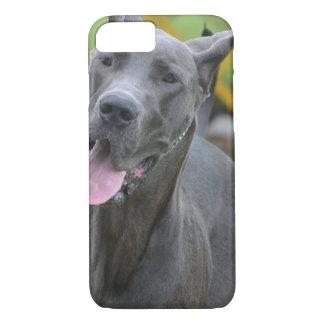 Smiling Great Dane iPhone 7 Case