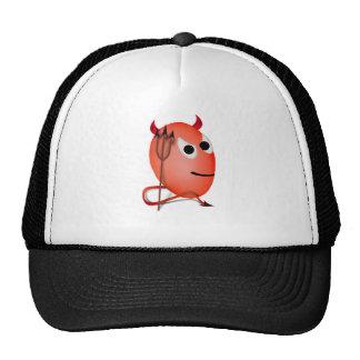 Smiling Little Devil'ed Egg Cap