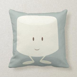 Smiling marshmallow cushions