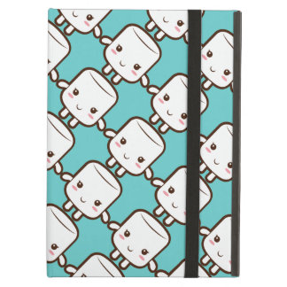 Smiling marshmallow iPad air covers