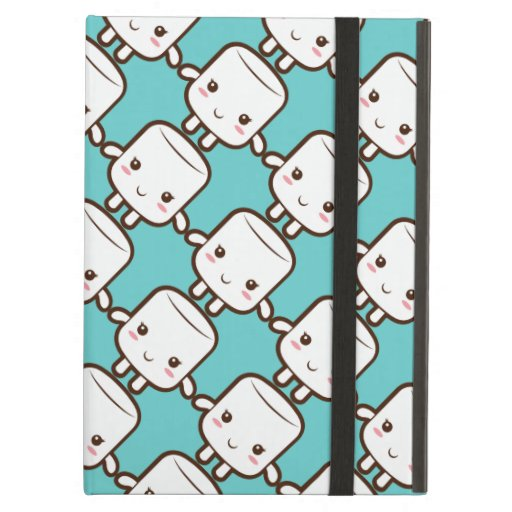 Smiling marshmallow case for iPad air