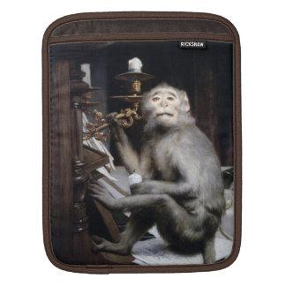 Smiling Monkey iPad Sleeves