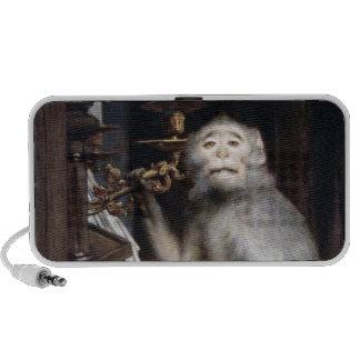 Smiling Monkey Mini Speakers