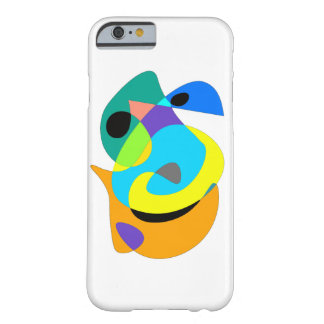 Smiling Picaso Barely There iPhone 6 Case