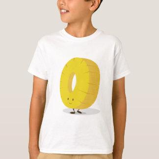 Smiling Pineapple Slice T-Shirt