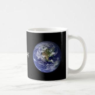 Smiling Planet SAVE ME Mug